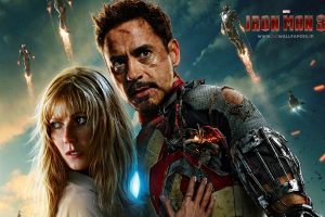 Iron Man 3 2013 New Movie Wide