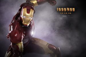 Iron Man Another Poster Wide