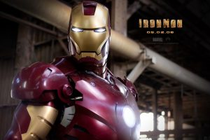 Iron Man – Poster Wide