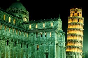 Italy – Leaning Tower
