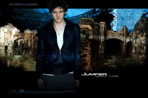 Jamie Bell In Jumper – Fortress Wide