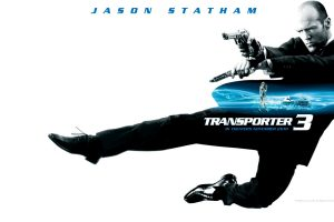 Jason Statham In Transporter 3 Movie Wide