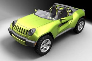 Jeep Renegade Concept Design Wide