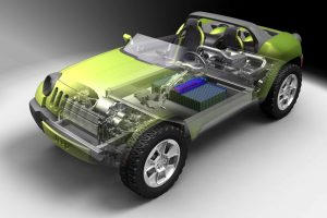 Jeep Renegade Concept Xray Wide
