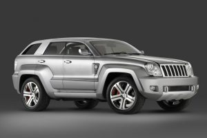 Jeep Trailhawk Concept Wide