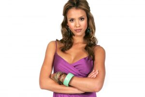 Jessica Alba Is Watching You