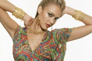 Jessica Alba Jewelry Collection