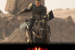 Jet Li In The Mummy Tomb Of The Dragon Emperor