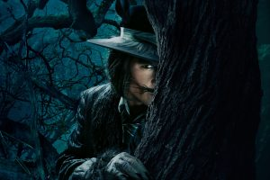 Johnny Depp The Wolf Into The Woods Wide