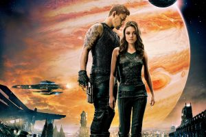 Jupiter Ascending 2015 Movie Wide