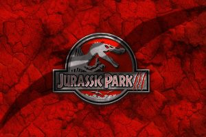 Jurassic Park 3 Red Background