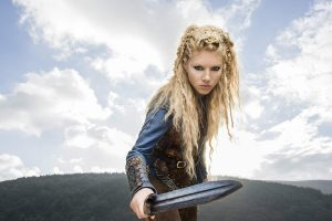 Katheryn Winnick As Lagertha Wide