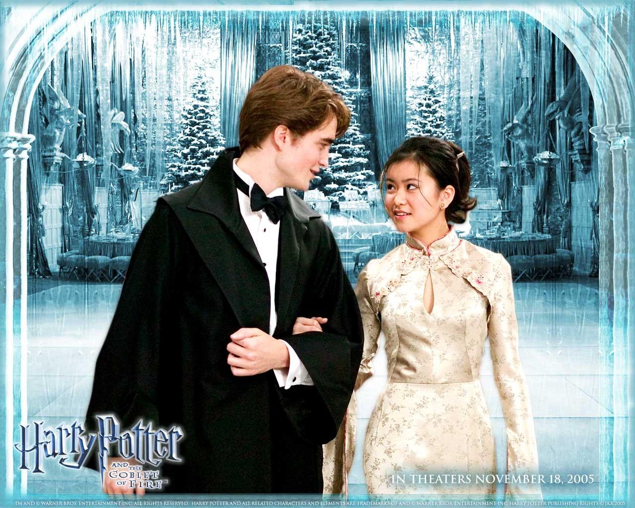 Katie Leung In Harry Potter And The Goblet Of Fire Wallpaper 14 1280
