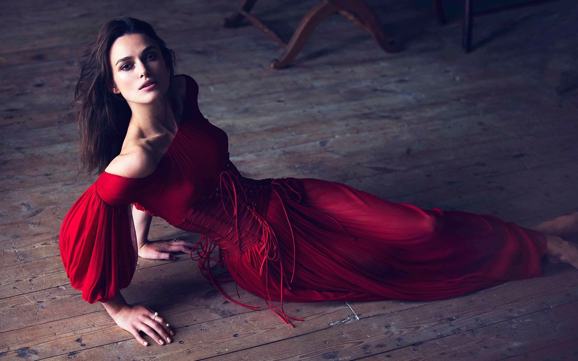 Keira Knightley 2015 Wide