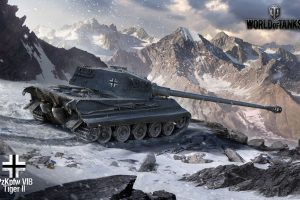 King Tiger – World Of Tanks Wide