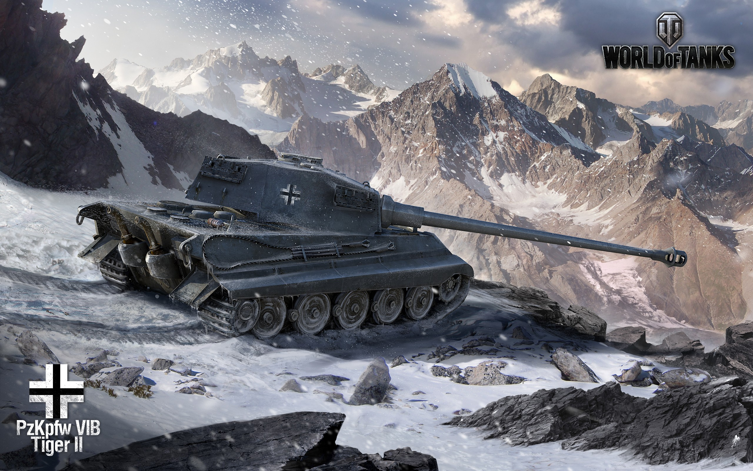 King Tiger World Of Tanks Wide