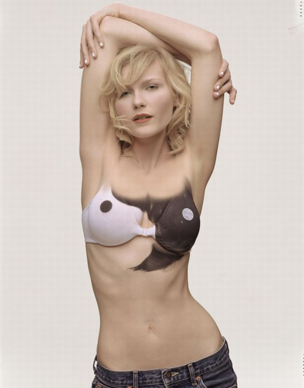 Kirsten Dunst In Ying Yang Hone Other