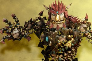 Knack Ps4 Game Wide