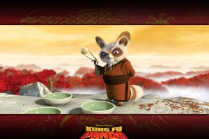 Kung Fu Panda Mouse Teacher