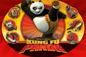 Kung Fu Panda With Big O