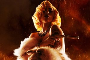 Lady Gaga Machete Kills Wide