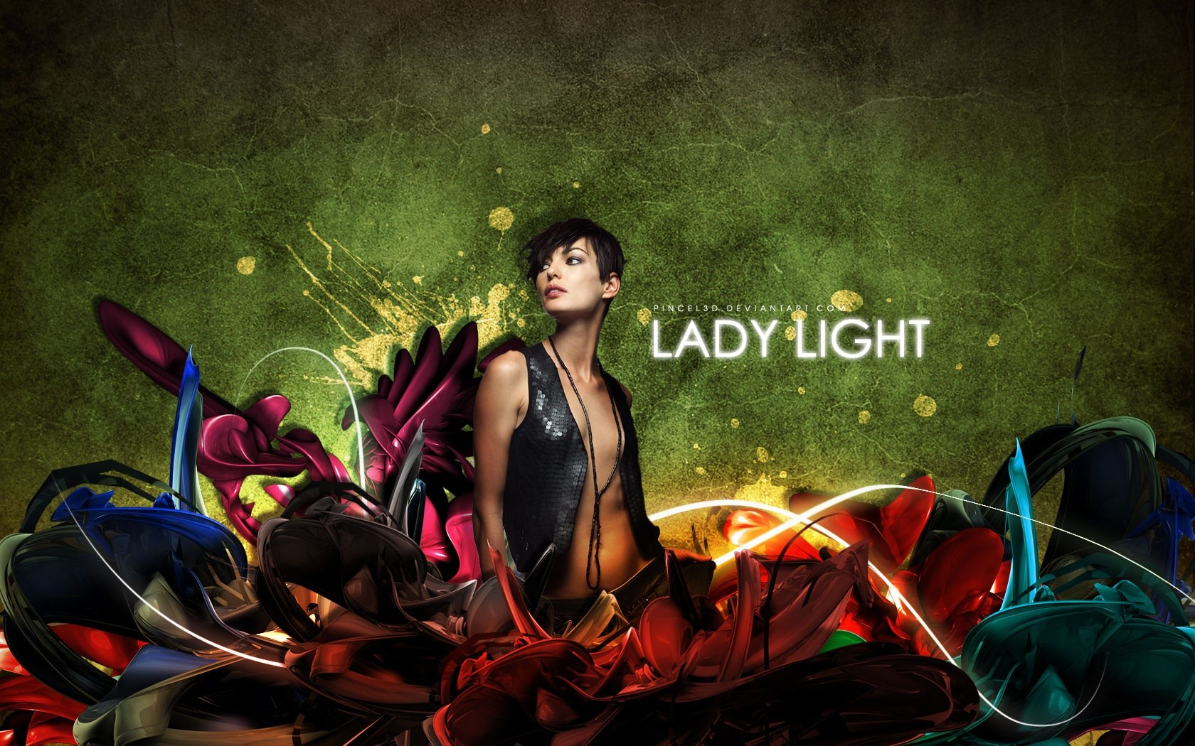 Lady Light Wide