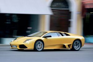 Lamborghini Murcielago Lp640 Speed Shoot Wide