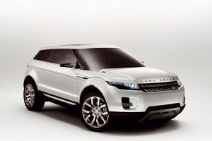 Land Rover Lrx Hybrid Front Angle Wide