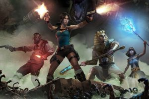 Lara Croft And The Temple Of Osiris Wide