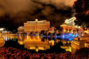 Bellagio – Las Vegas Luxury Resort & Casino