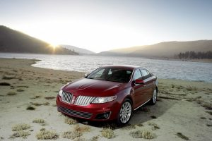 Lincoln Mks 2009 Lake Wide