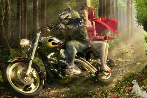Little Red Riding Hood – Little Red Cap-Other