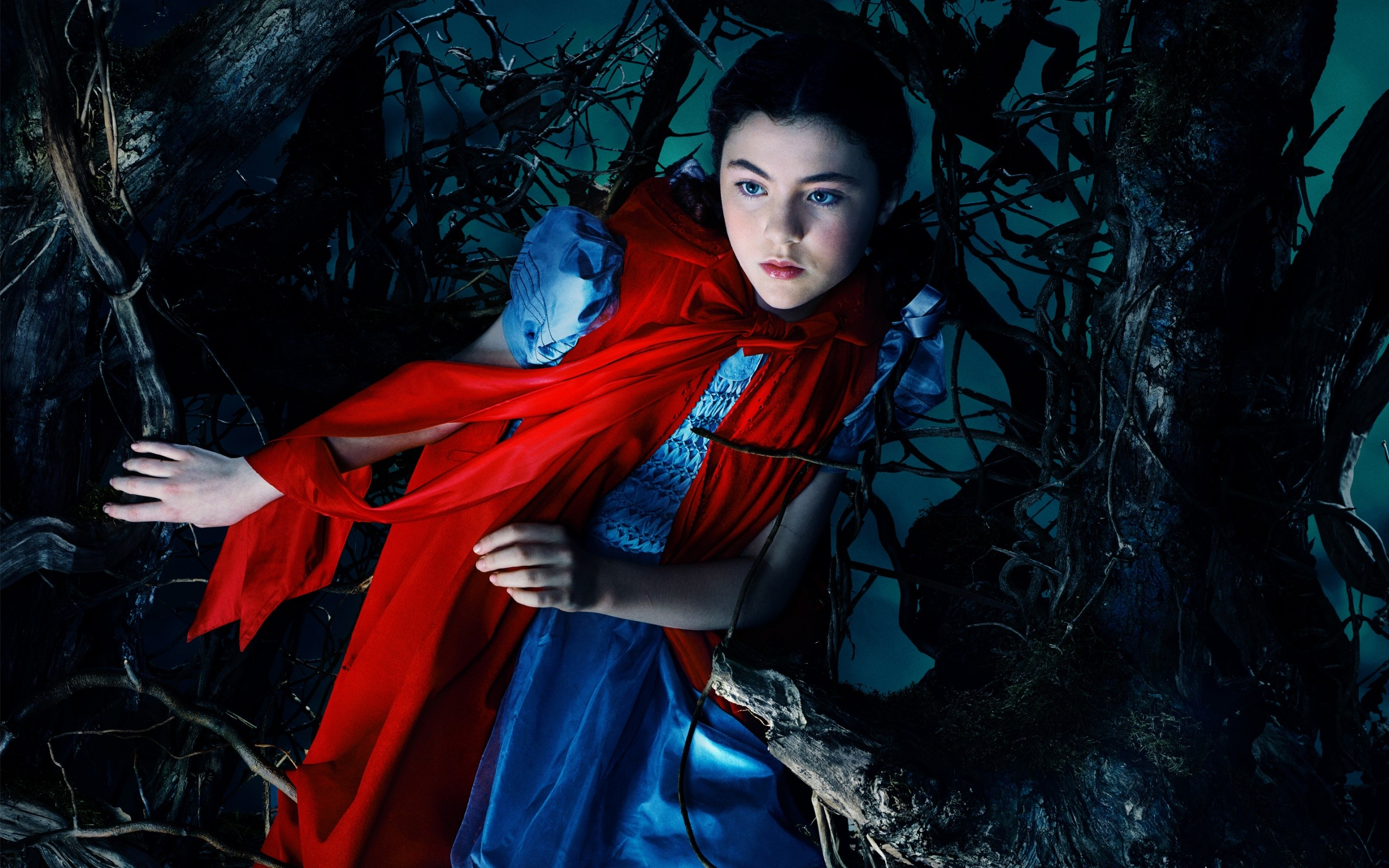 Little Red Riding Hood Wide