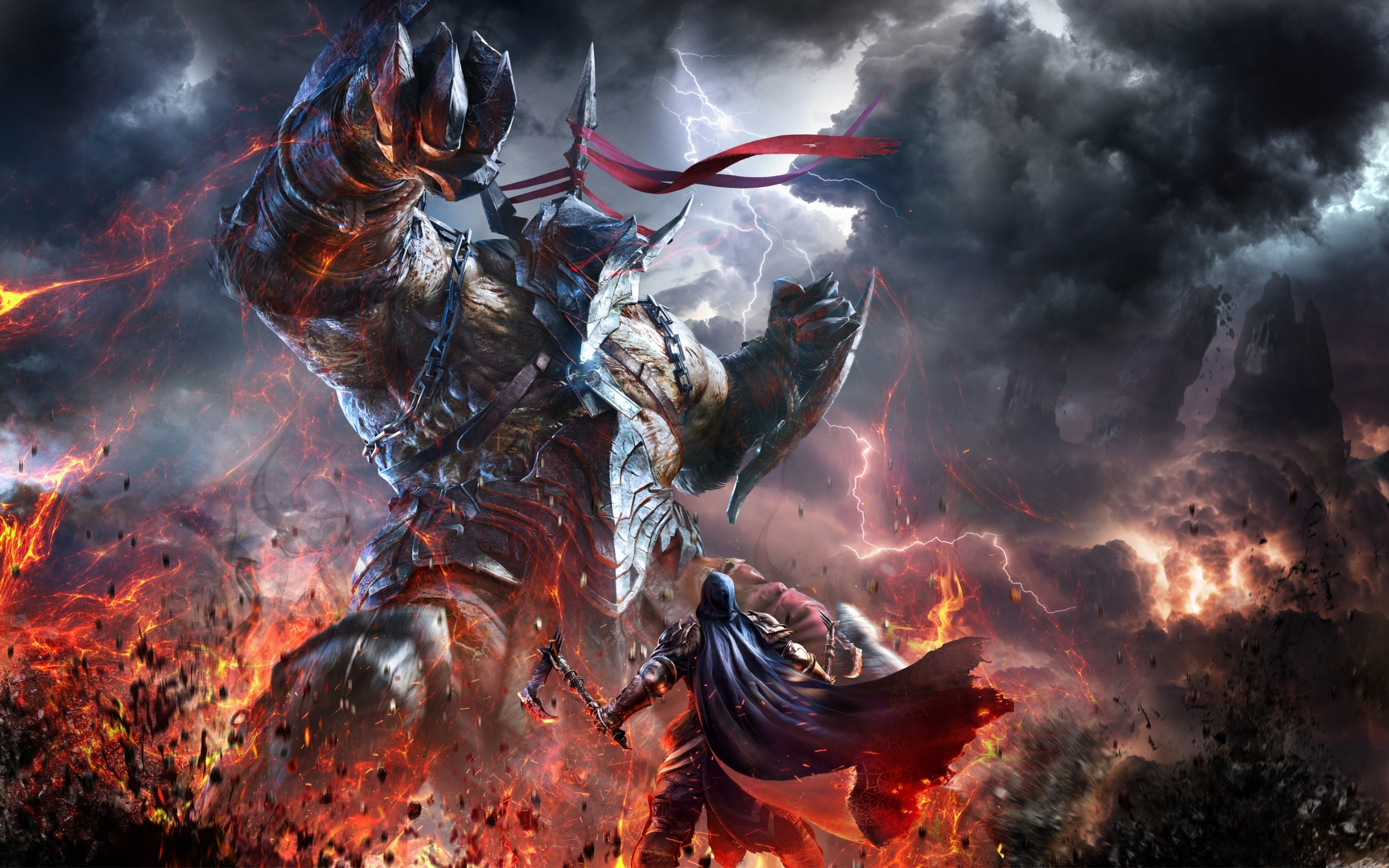 Lords Of The Fallen Wide