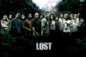 Lost TV Series Background
