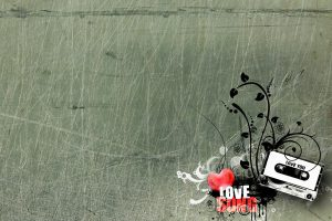 Love Song Dj Background