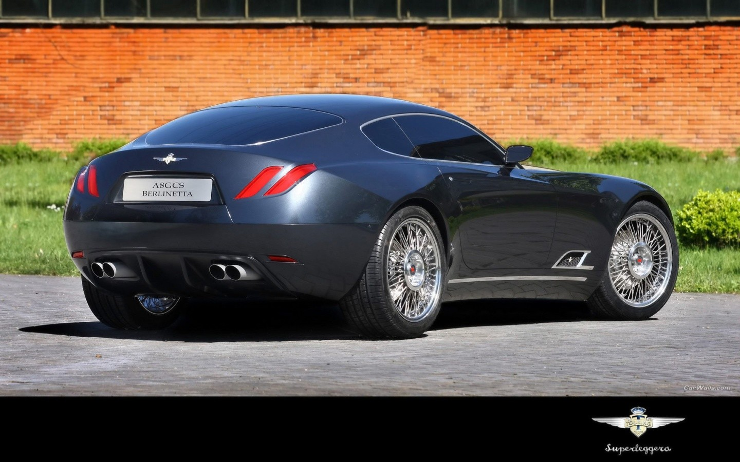 Maserati A8gcs Berlinetta Wide