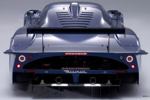 Maserati Mc12 Corsa Rear View Wide
