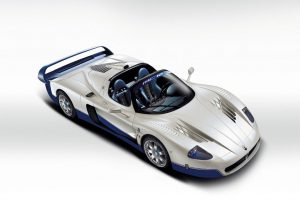 Maserati Mc12 Top View