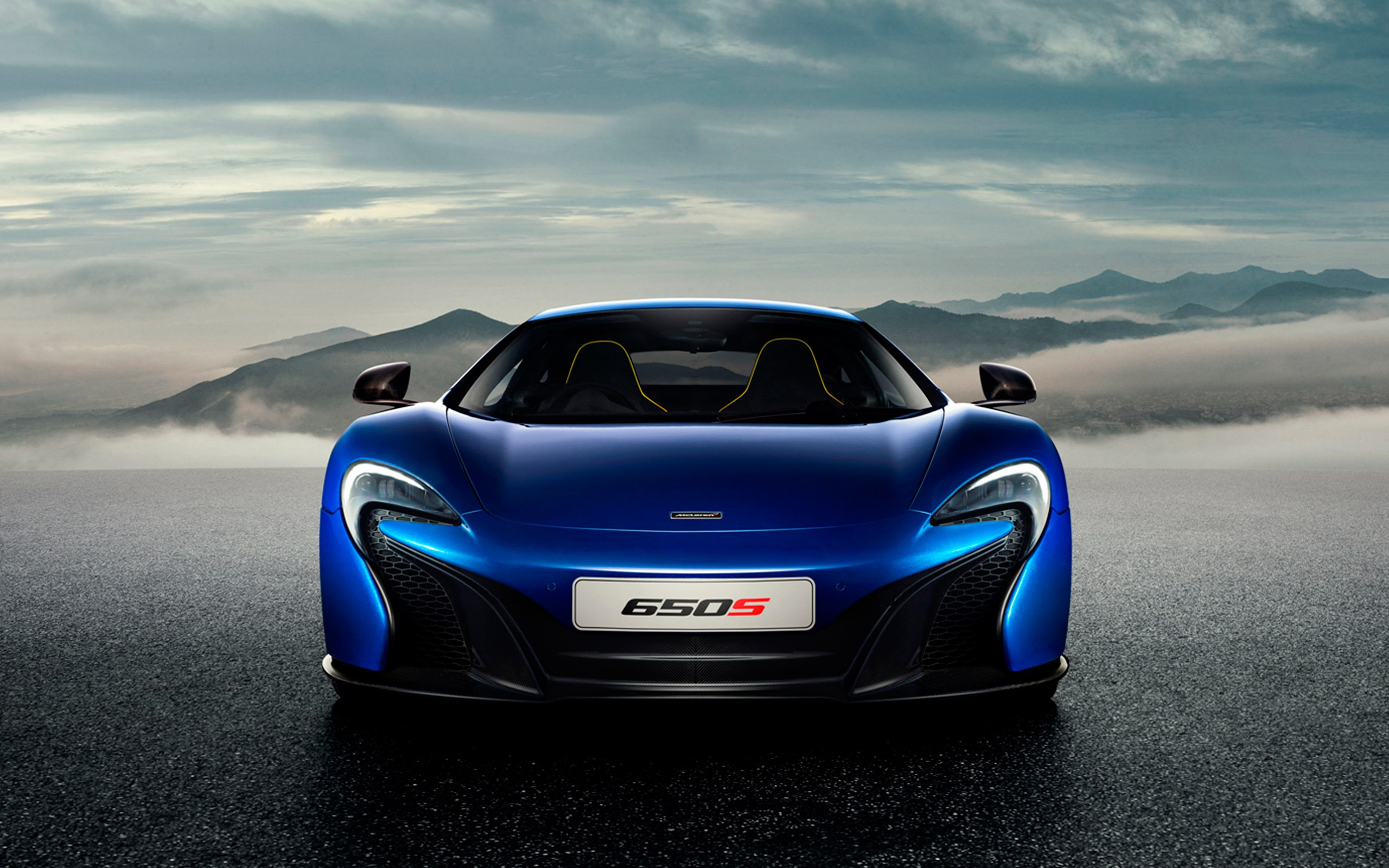 Mclaren 650s Coupe 2015 Wide