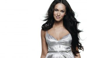 Megan Fox White Dress