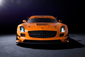 Mercedes Amg Sls Gt3 45th Anniversary Edition Wide