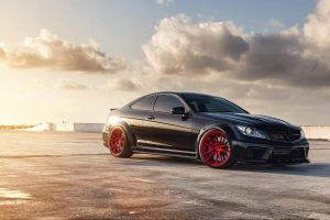 Mercedes Benz C63 Amg Wide