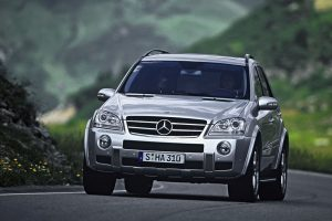 Mercedes Benz Ml63amg