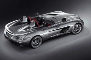Mercedes Benz Slr Mclaren Stirling Moss Wide