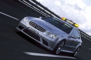 Mercedes Clk 63 Amg Official F1 Safety Car