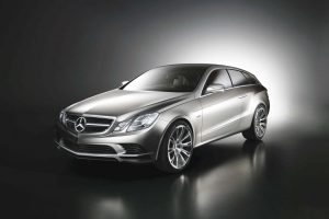 Mercedes Concept Fascination Front View Wide