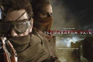 Metal Gear Solid V The Phantom Pain Wide