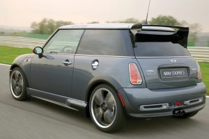 Mini Cooper Rear View