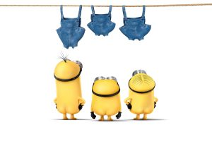 Minions 2015 Movie Wide